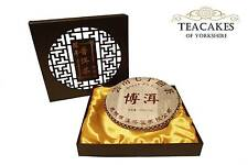 Pu-Erh Té Negro Pastel Tarta Comprimido Formado 400G Mejor Kunming Calidad