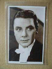 Film Weekly Star's Postcard- GEORGE BRENT, No. 1