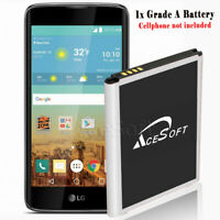 3000mAh Grade A+ Li-ion 3.8V Battery or Dock Charger for LG Escape 3 K373 Phone