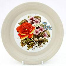 Vintage Retro 1970s Hornsea Pottery Tea Pate Floral