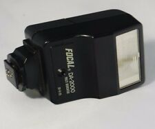 Focal DA-2000 Multi Dedicated Flash 5315033 Nikon Canon Pentax - sold separately