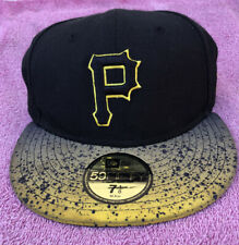 Pittsburgh Pirates Baseball Fitted 7 1/8  Hat New Era 59FIFTY