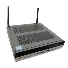 HP EliteDesk 800 G5 Desktop Mini Intel Core i5-9600- RAM 32 GB - 256GB SSD