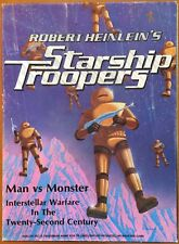 STARSHIP TROOPERS - Avalon Hill 1976 - COME NUOVO - UNPUNCHED - B
