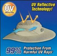 Hydro Cooling Sun Hat - Arctic Breathable Hat with UV Protection