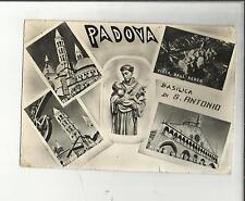 92562 VECCHIA CARTOLINA DI PADOVA BASILICA DI S. ANTONIO