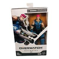 Overwatch Ultimates Series Zarya Collectible Action Figure Blizzard Hasbro New