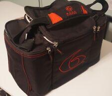 6 Pack Fitness Innovator 300 Meal Bag 3 Meals Pack Management Black and Red