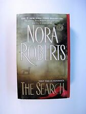 THE SEARCH, NORA ROBERTS, 1st Edition thus/1st Printing, Very Good 2011 PB
