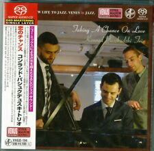 KONRAD PASZKUDZKI TRIO-TAKING A CHANCE ON LOVE-JAPAN SACD J76