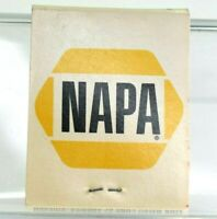 Vintage Napa Auto Parts Tucson Arizona Matchbook Business Closed