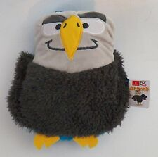 NWT Eric Eagle Emirates Fly With Me Animals Plush + Blanket Set Airline Lovey
