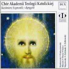 CHORUS OF THE CATHOLIC TH, New Music