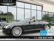 New Listing2010 Bentley Continental Gt 2dr Conv Speed