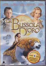 Dvd **LA BUSSOLA D'ORO** con Daniel Craig Nicole Kidman nuovo 2007