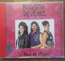 BOTELLITA DE JEREZ - Naco Es Chido RARE 1987 Music CD Rock En Español