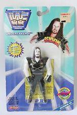 Wwf Wrestling Undertaker Ii Bend-Ems Bendable Poseable Figure 1997