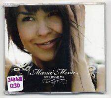 Maria Mena Maxi-CD Just Hold Me - EU 2-track