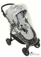 Raincover Compatible with Britax Duo B-Agile