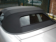 Honda s 2000 neuf noir mohair capuche