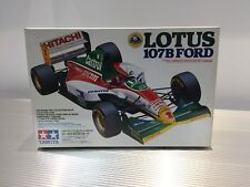 Tamiya | 1:20 | 1993 Lotus 107B Ford | Formula 1 Car | Factory Packed & Sealed
