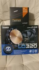 AMD FX 8350 Black Edition 8-Core 16MB 4.2GHz AM3+ w/ Zalman LQ320 Liquid Cooler