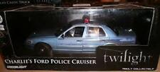 CHARLIE'S FORD POLICE CRUISER FROM THE TWILIGHT FILM GREENLIGHT 1/18 DIECAST