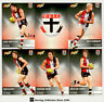 2012 Select AFL Champions Trading Cards Base Team Set St. Kilda (12)