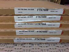 Howdens Kitchen FTK7888 800 PAN DWR/HH DOOR FTK 7888 Half height?