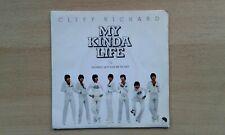 "CLIFF RICHARD ""MY KINDA LIFE"" 7"" SINGLE 1977 N/MINT"