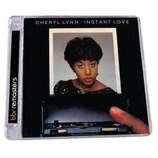 Cheryl Lynn - Instant Love  BBR    New cd   Remastered + bonustracks