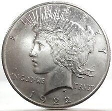 United States-USA (PEACE $ Dollar) 1922-S