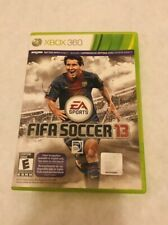 Fifa Soccer 13 XBOX 360 EA Sports Video Game Used