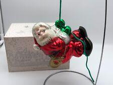 Komozja Verre ⭐️⭐️Décorations pour Arbre de Noël Santa 15 cm ⭐️⭐️Produit Neuf