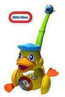 Little Tikes Quack 'n' Walk Duck. Push Along Musical Duck