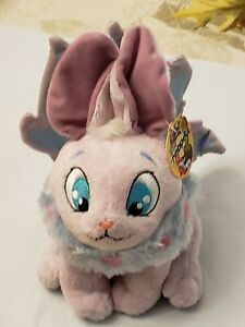 Neopets Faerie Cybunny Plush  2004 New with  Tag