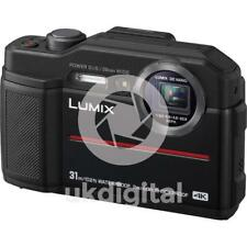 Panasonic Lumix ft7 Kamera Schwarz + Free 32gb Card
