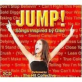 2 CD BOX JUMP ~ SONGS INSPIRED BY GLEE PERFORMED BY THE HIT COLLECTION