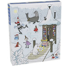 Moomin Advent Calendar with Plastic Figures 2016 Martinex