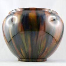 Céramique Vase Art Nouveau JEROME MASSIER VALLAURIS 19ème zsolnay/barol/clement