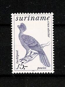 U0424 SURINAME 1979 Air mail - Birds  MNH
