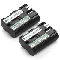 2200mAh for Canon EOS 20D 30D 40D 50D 5D BP-512 BP-511 BP-511A Battery & Charger