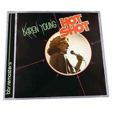 Karen Young - Hot Shot BBR211   New cd   Remastered + bonustracks