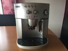 DeLonghi Magnifica Kaffeevollautomat Kaffeemaschine ESAM 4200.S, Silber