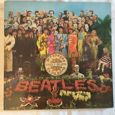 Beatles-St. Pepers lonely hearts club band-1967-yellow Vinyl- LP, Record, NM/NM