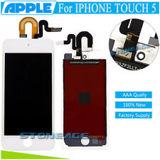 For Apple ipod touch 5 5th White Gen LCD Display Touch Glass Digitizer Screen