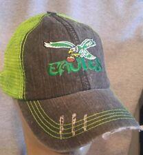 3543370438e6c Philadelphia Eagles Hat OLD SCHOOL GREEN Philadelphia Eagles Mesh Cap  adjusts!