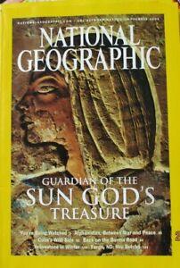 NATIONAL GEOGRAPHIC MAGAZINE NOVEMBER 2003