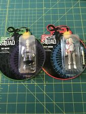 Funko Suicide Squad Lot Joker And Harley Quinn Exclusive Action Figure Set New