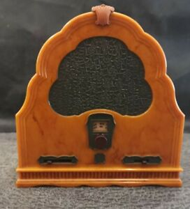 Radio  Rétro Miniature  Telefunken 342 WL - Italia - 1932